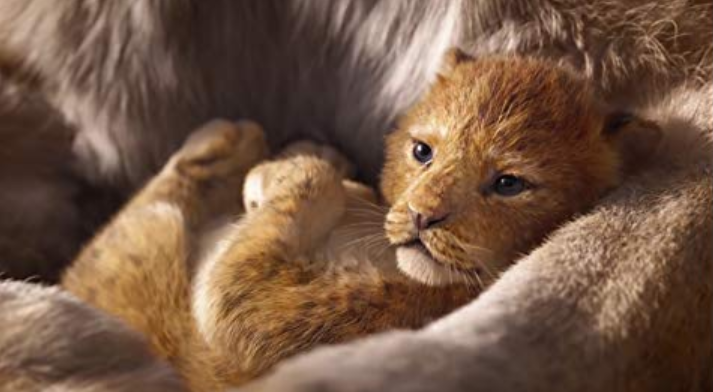 Disney's Lion King Trailer and poster released during Oscars