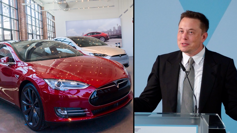 Elon Musk Is Sending A Red Tesla Car To Mars Blasting David Bowie's 'Space Oddity'