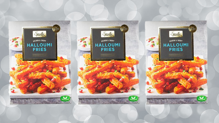 Cheesus, Aldi Has Released Halloumi Fries