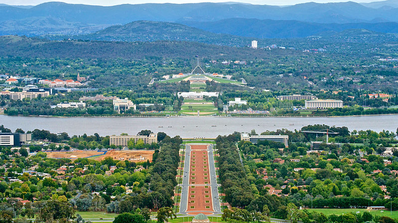 Canberra Has Made The Top 10 List Of Cities To See In The World