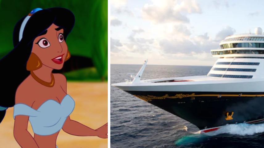 Dream Job Alert: Disney Cruise Line Is Hiring Villains And Princesses