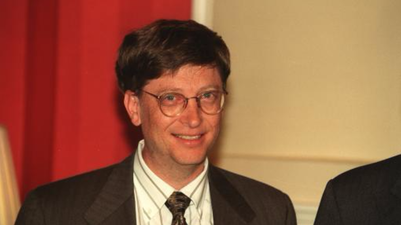 Bill Gates Proves He's A Top Xmas LAD As Part Of Reddit's Secret Santa