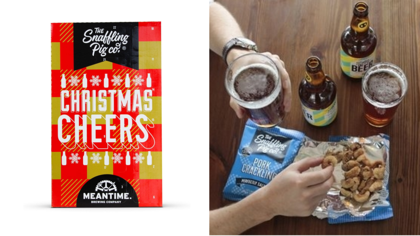 You Can Now Get Advent Calendars Featuring Beer And Pork Scratchings
