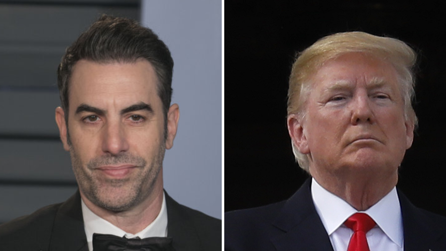 Is Sacha Baron Cohen Making A New Movie About Donald Trump?