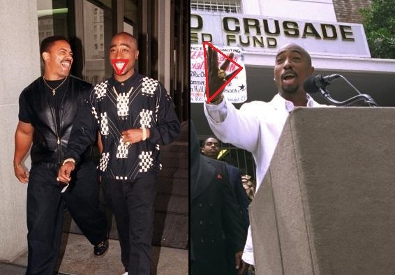 A Conspiracy Theory Suggests That Tupac Was A Member Of The