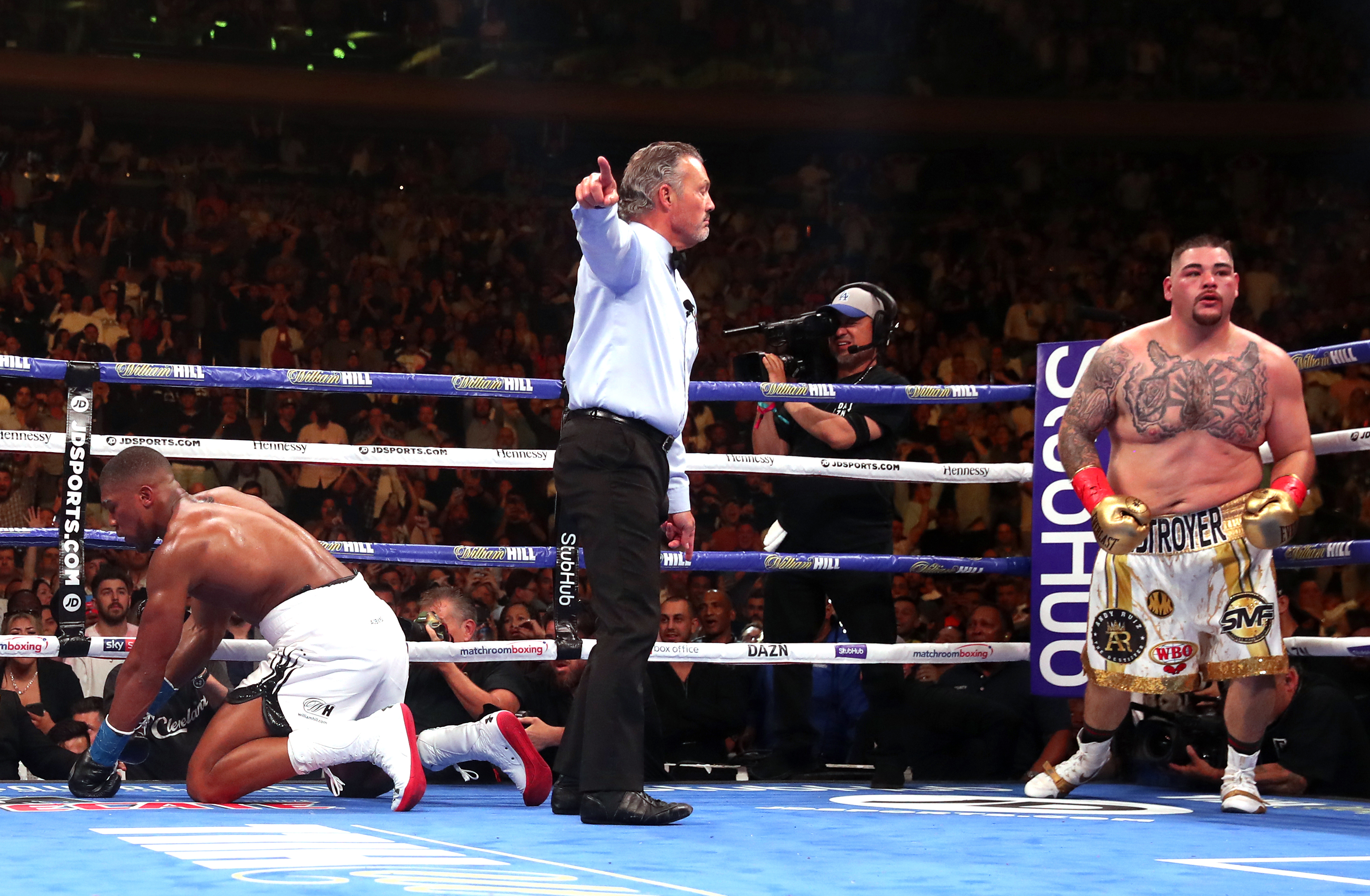 Ruiz vows to win rematch as Joshua is 'not good at boxing'