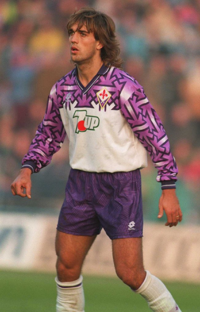 Batistuta banging kit