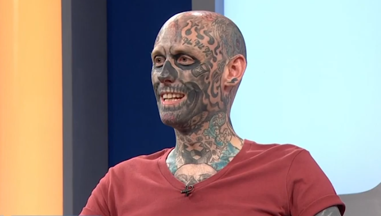 Credit: ITV/The Jeremy Kyle Show