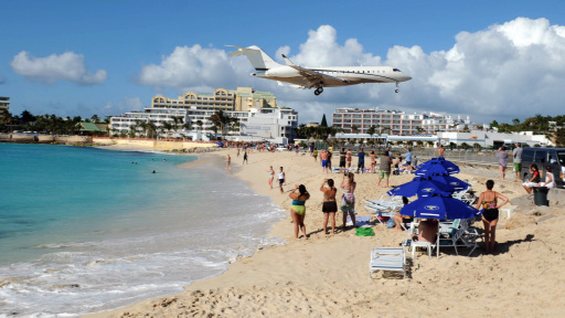 Tourist Dies After Being Hit By Jet Blast At Famous Caribbean Beach