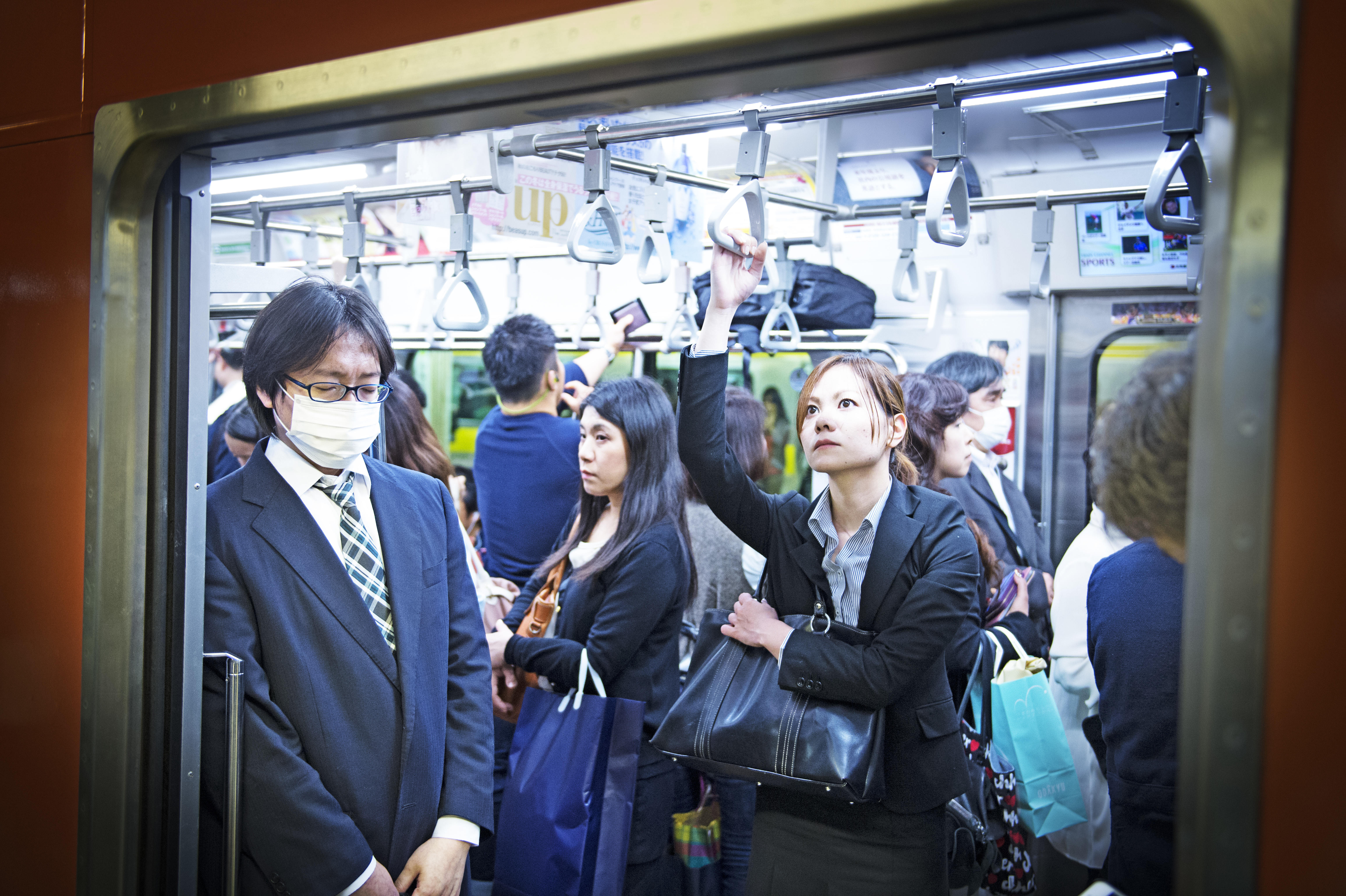 Japanese train company issues official apology for