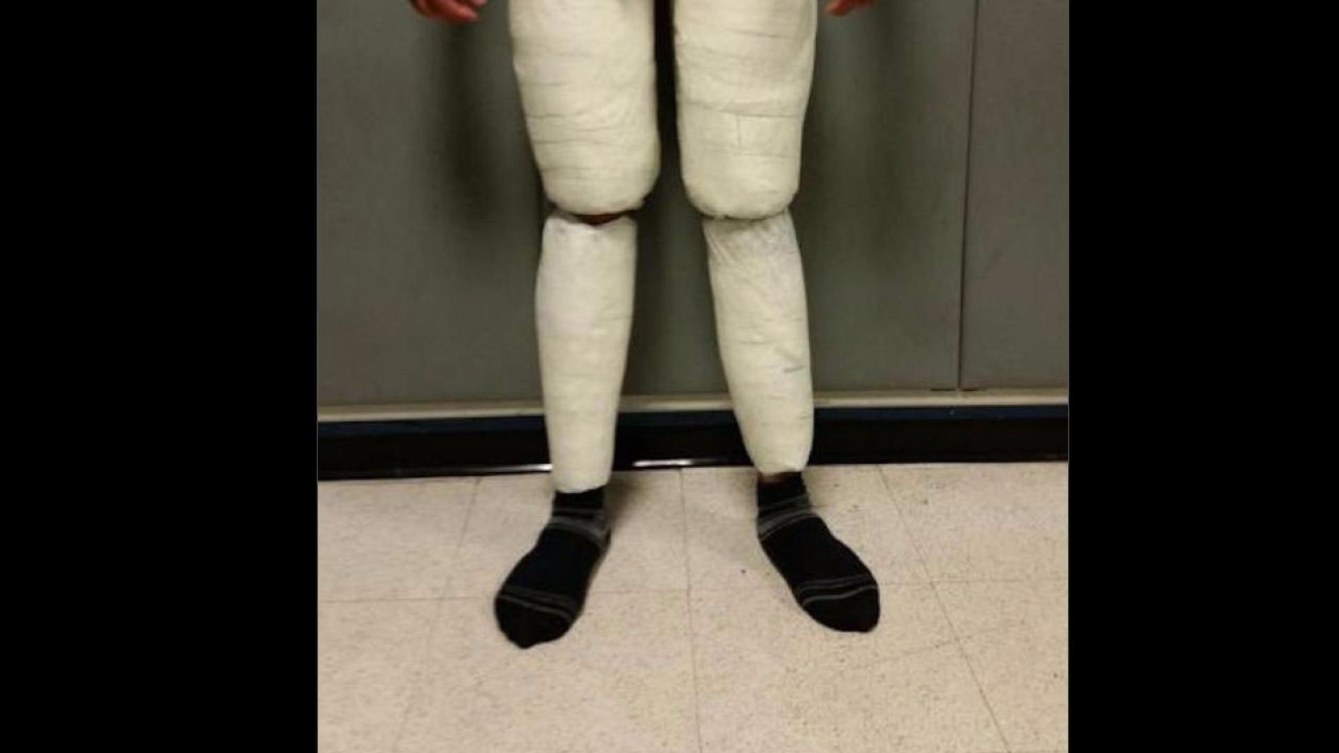 Guy Got Caught In New York Airport With £134,000 Of Cocaine Down His Pants