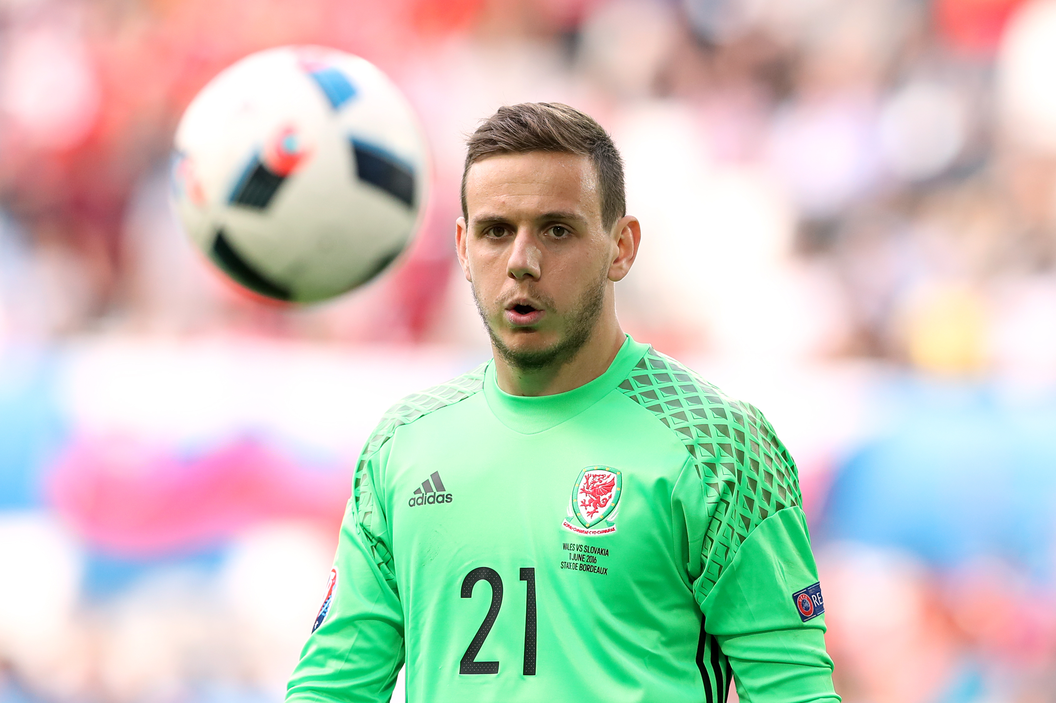 Leicester City in talks with Liverpool goalkeeper Danny Ward