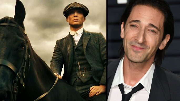 Adrien Brody Joins The Cast Of 'Peaky Blinders'