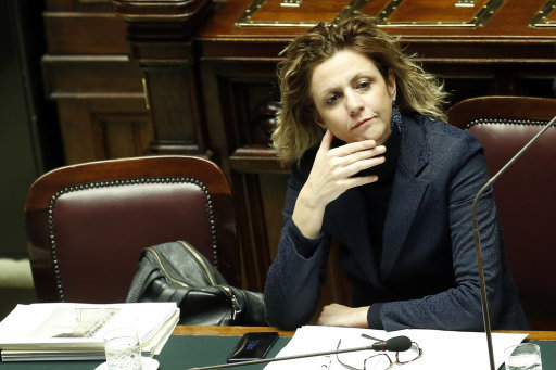 Health Minister Giulia Grillo. Credit: PA