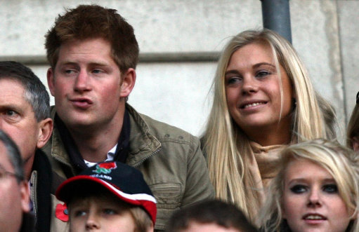 Prince Harry reportedly had emotional talk with ex Chelsy Davy before wedding