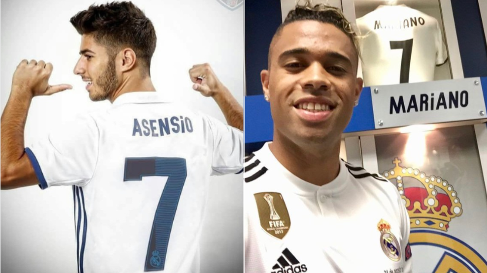 a32e4438520 Marco Asensio Turned Down Chance To Take Number 7 Shirt At Real Madrid