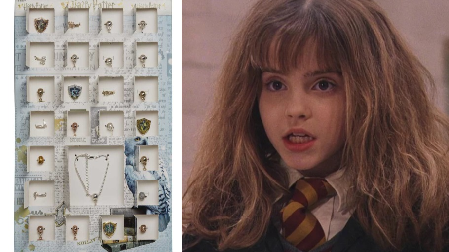 Asda Is Selling A Harry Potter Themed Advent Calendar Full Of