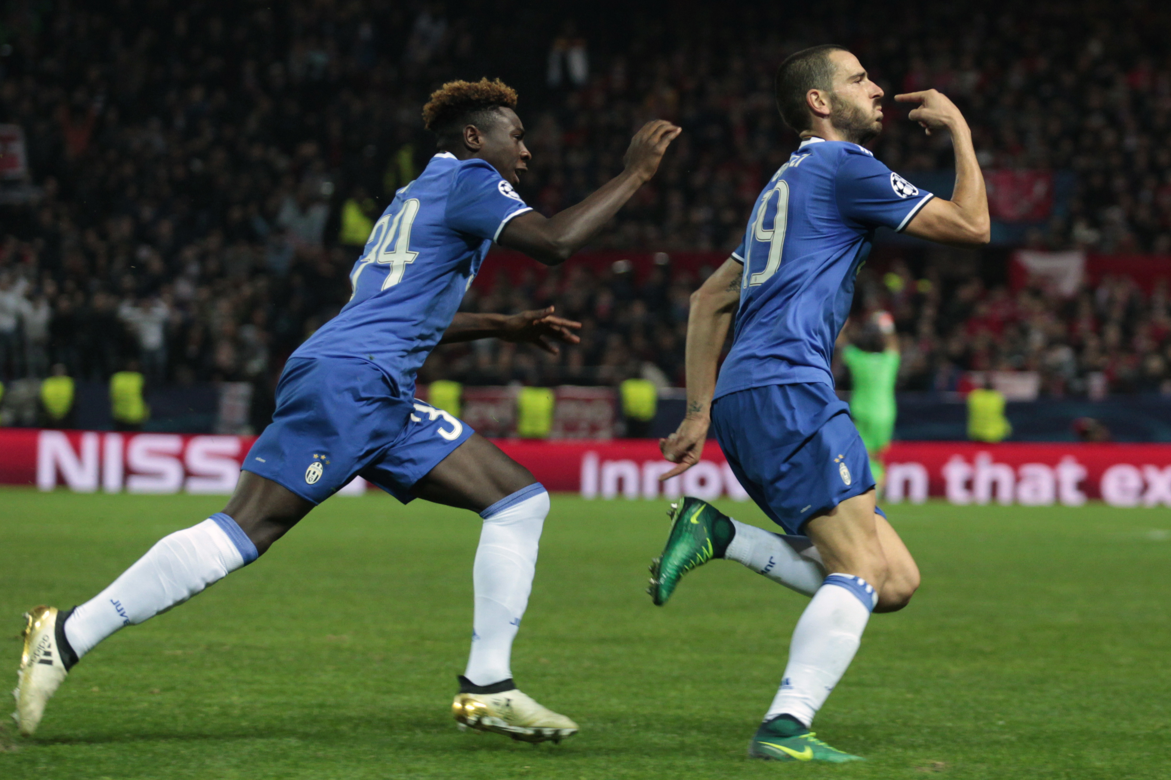 Juve Wonderkid Moise Kean S Brother Tells Who Players Idol Is Sportbible