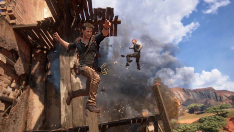 Uncharted Movie Release Date Announced With Tom Holland Playing Nathan Drake