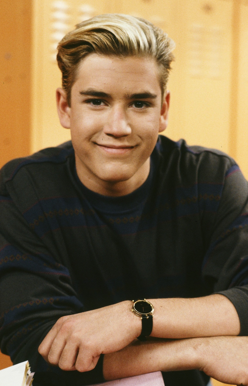 Zack Morris Saved By The Bell