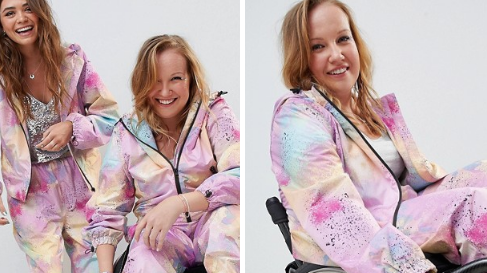 ASOS Has Welcomed Its First Disabled Model And People Are Loving It