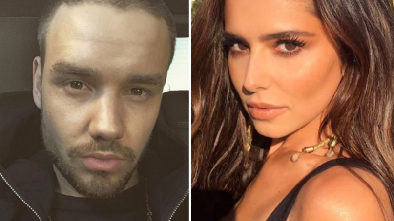 ​Cheryl Tweedy Likes Post About 'Breathe, Trust And Let Go' While On Holiday With Liam Payne