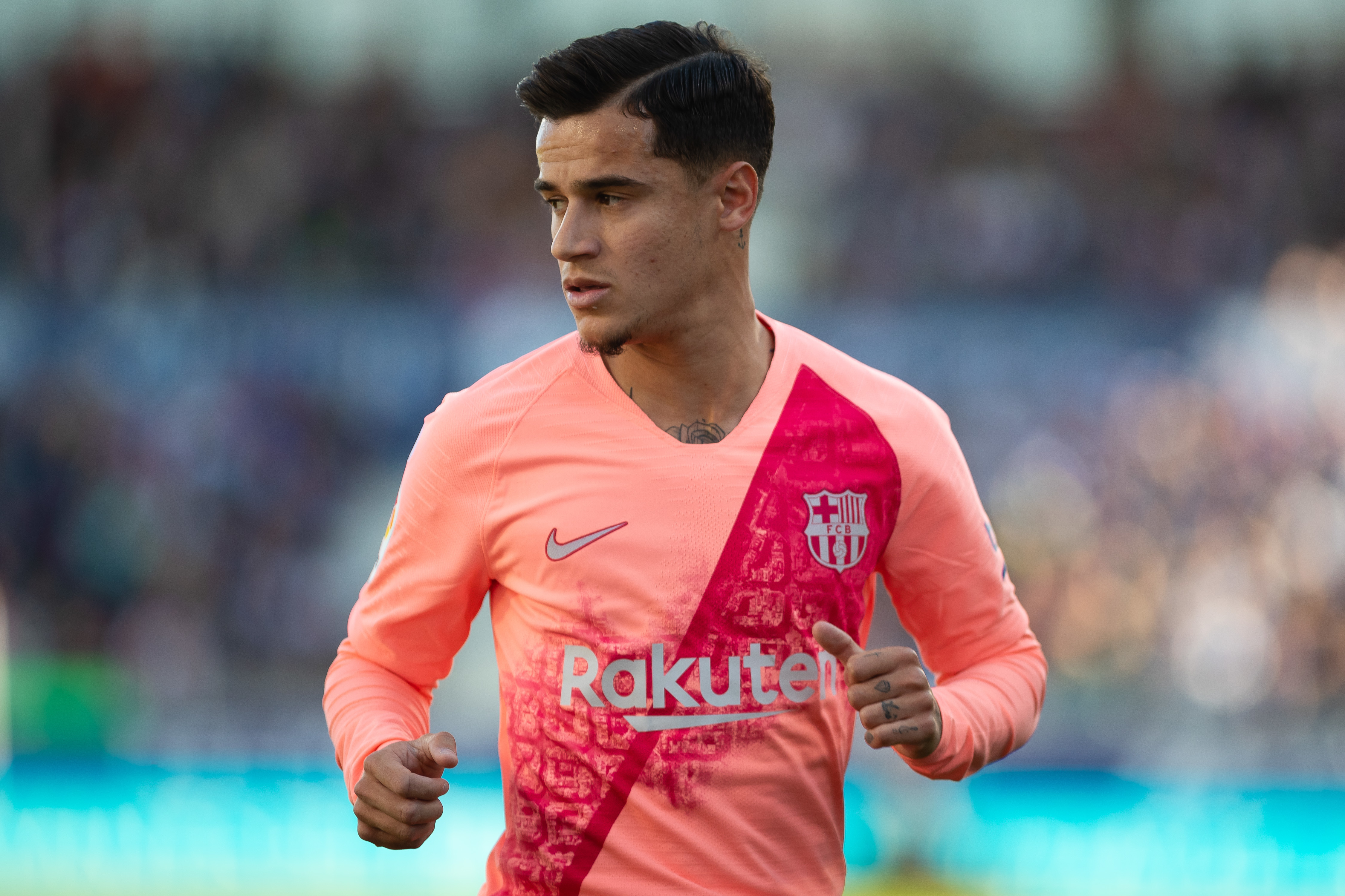 Coutinho looks likely to leave this summer. Image: PA Images