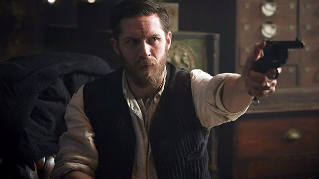 Tom Hardy Is Finally Back On 'Peaky Blinders' In This Week's Episode