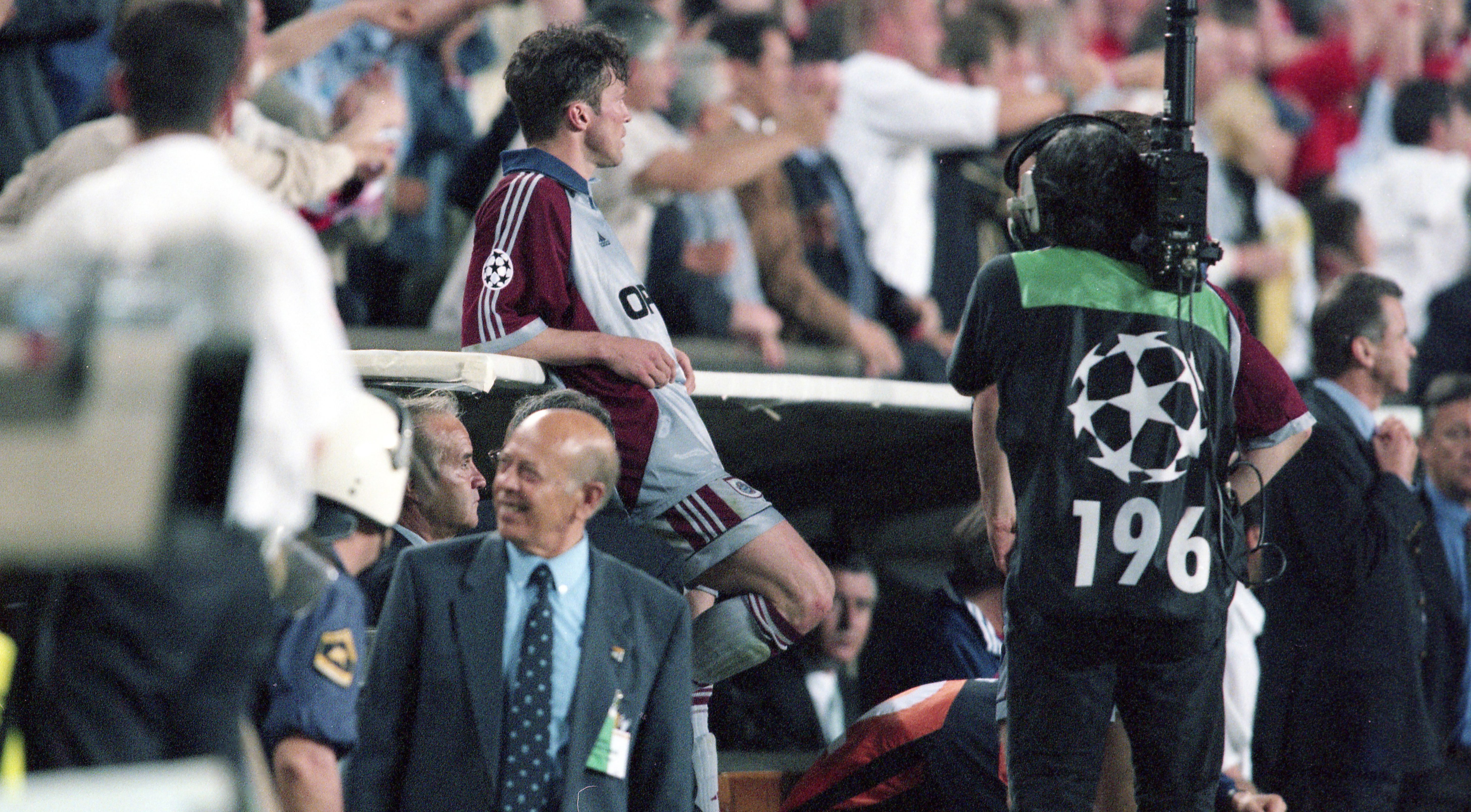 Matthäus, who'd won everything in his career apart from the Champions League, had been replaced. Image: PA Images