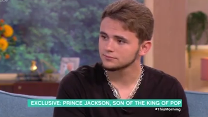 Viewers Can't Believe How 'Down To Earth' Michael Jackson's Son Is