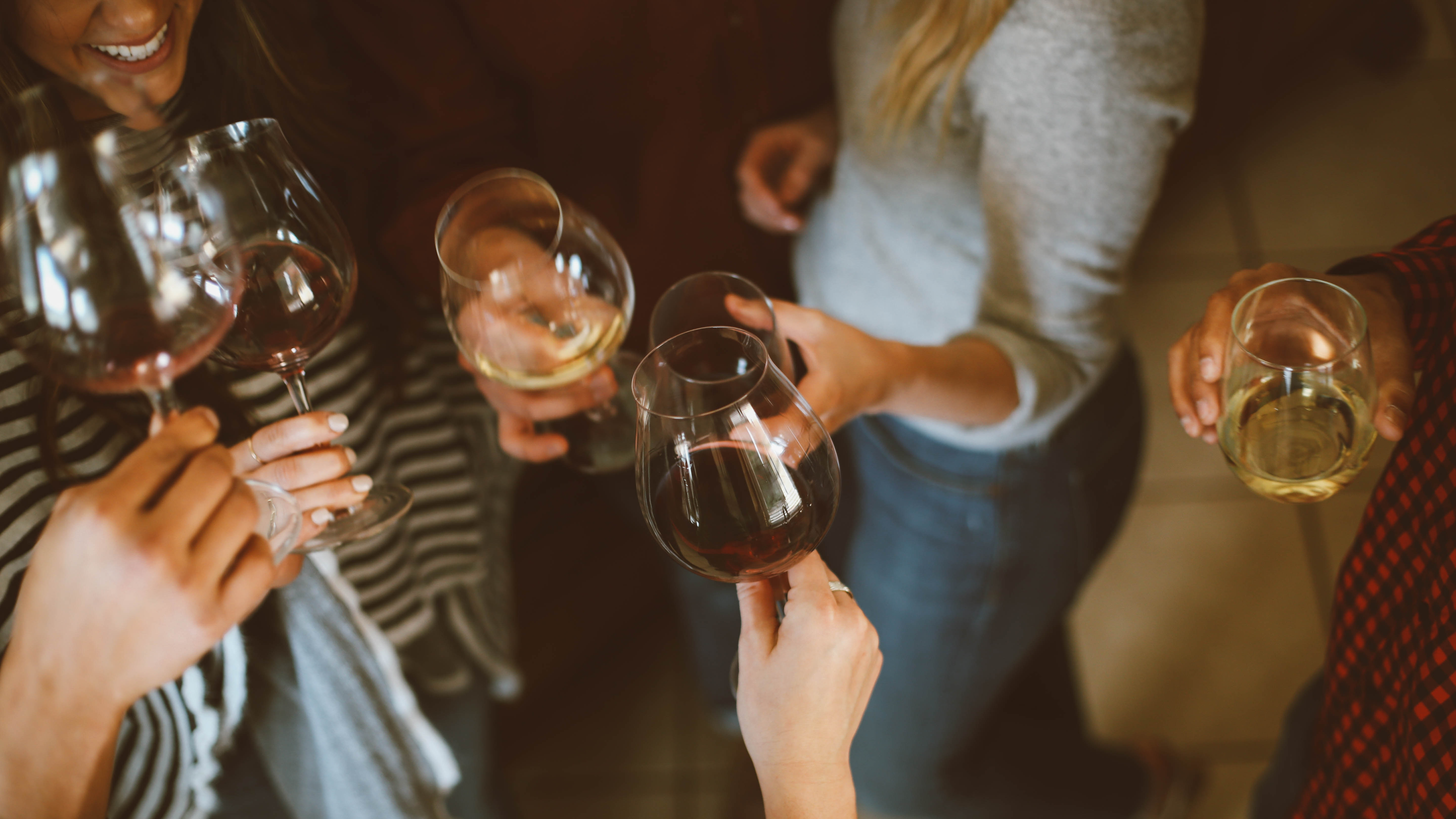 A Glass Of Wine A Day Really Can Keep The Doctor Away