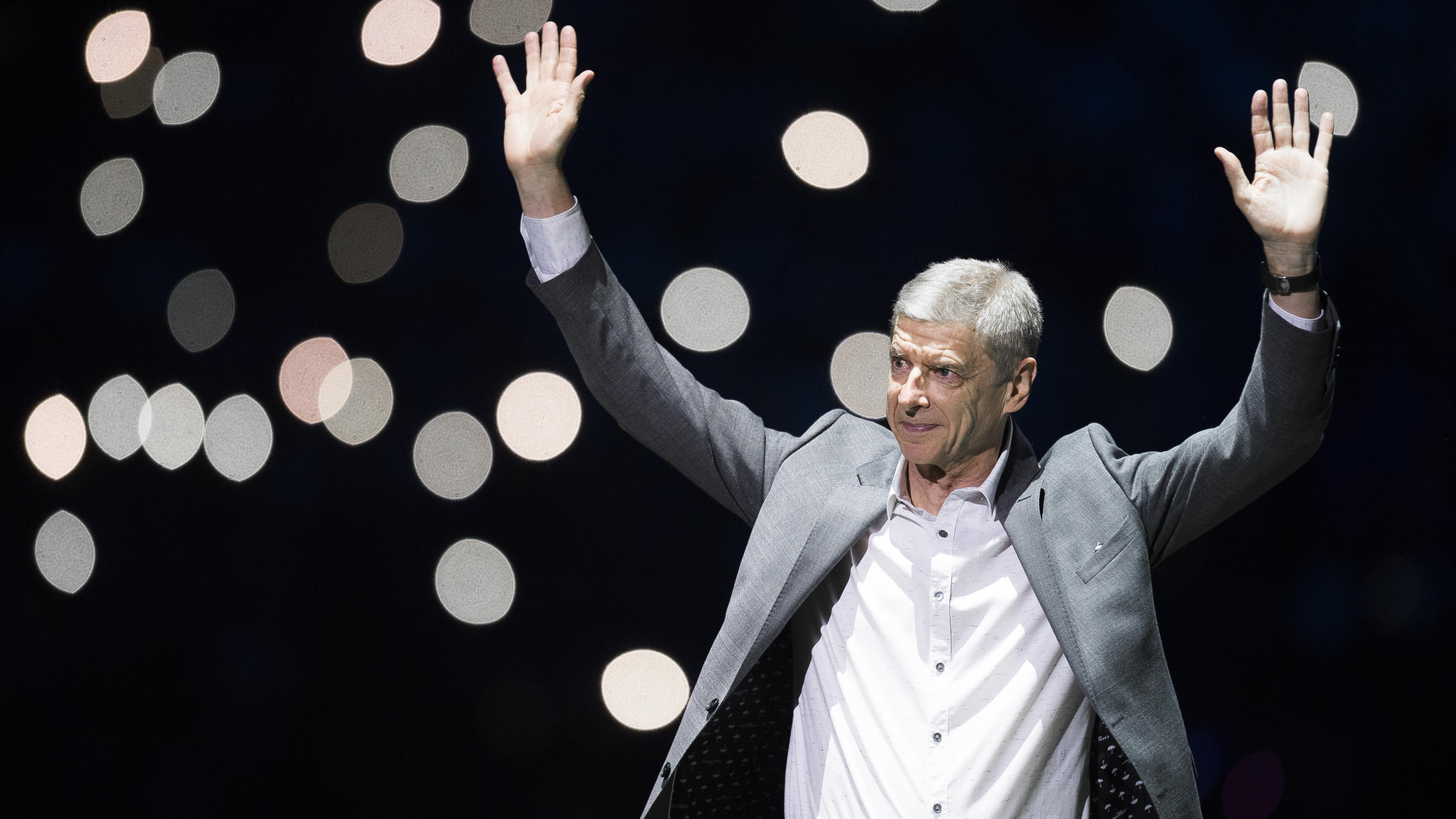 Arsene Wenger Names The Exact Date He Will Return To Football