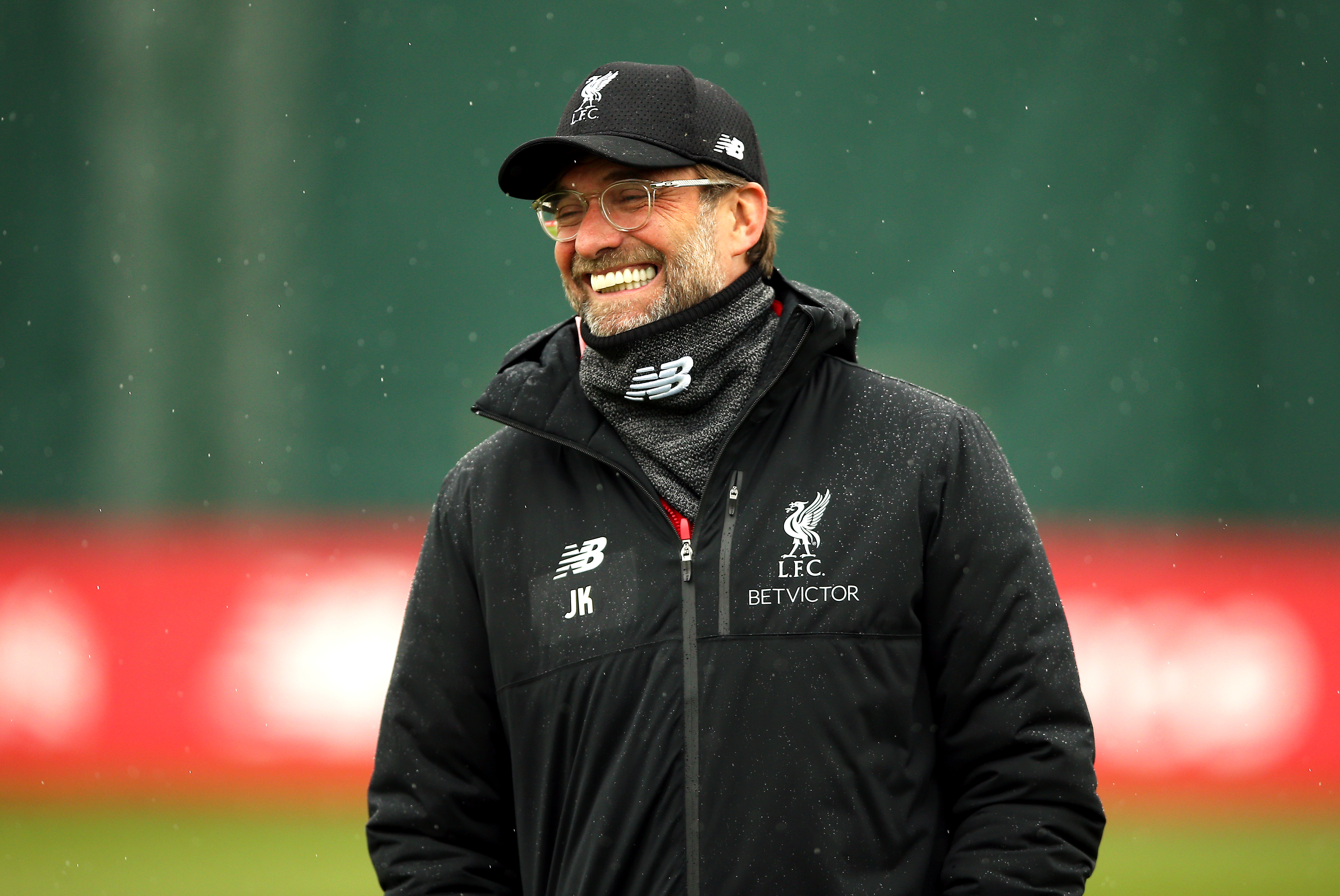 Klopp will be very happy to hear he's annoying United fans. Image: PA Images