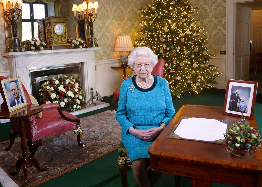 The $14 gift the Queen gives her staff for Christmas