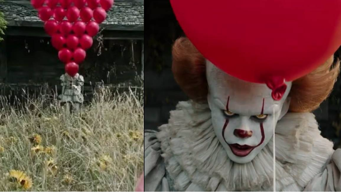 The New Trailer For 'IT' Is Here And It's Terrifying