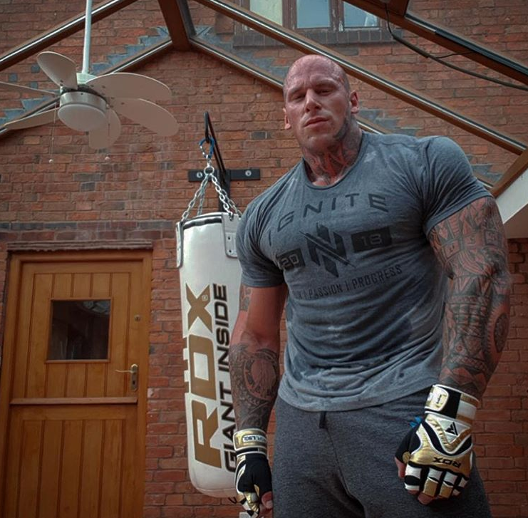 Credit: Instagram/Martyn Ford