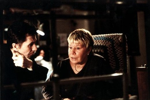 gary oldman and laila morse relationship