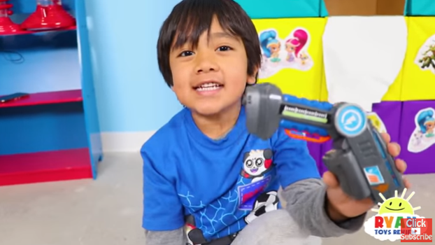 ​This Seven-Year-Old Earns $22 Million A Year On YouTube