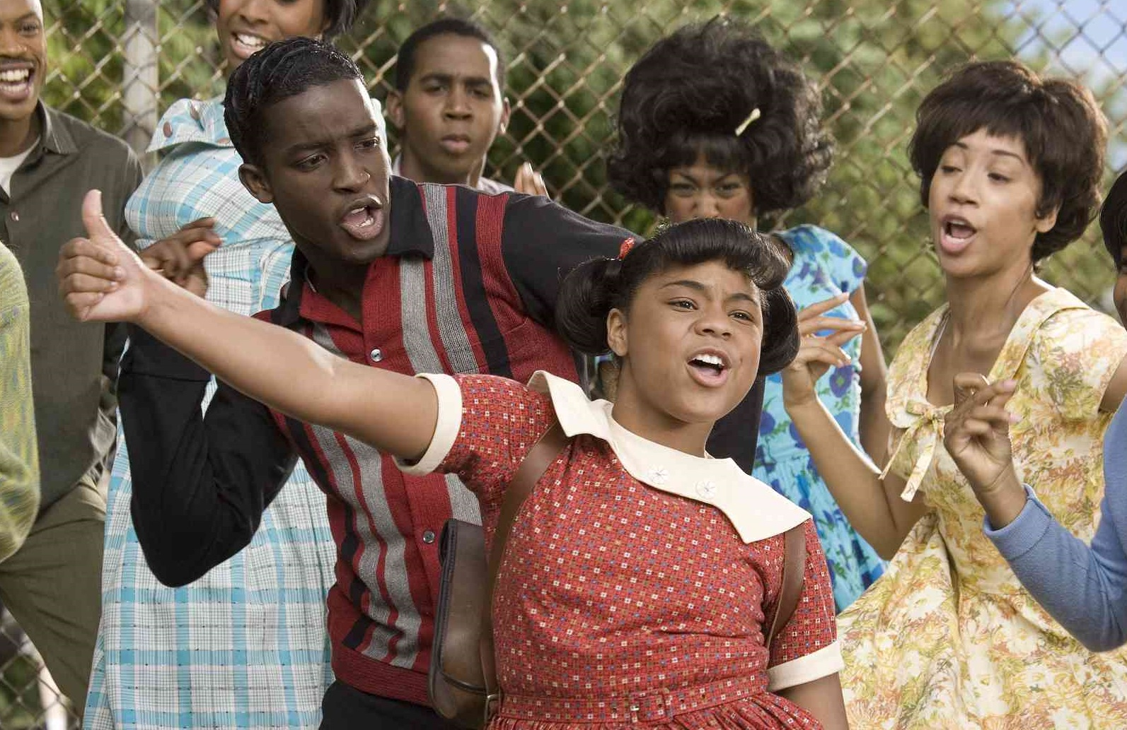 Remember Little Inez From Hairspray? She Doesn't Look Like This Anymore...
