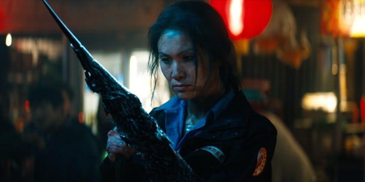 Second Trailer Of Tom Hardy Starrer Thriller Movie Venom Released