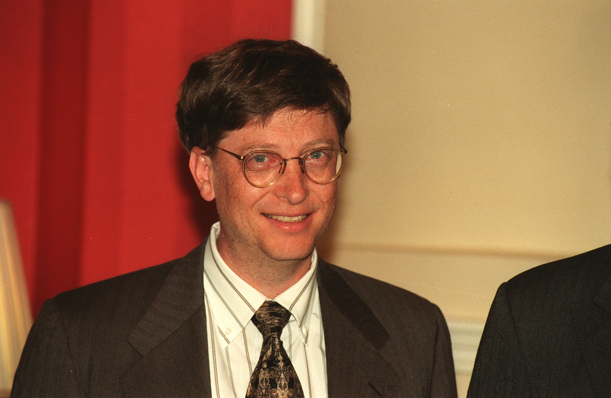 Even Bill Gates uses an Android phone now