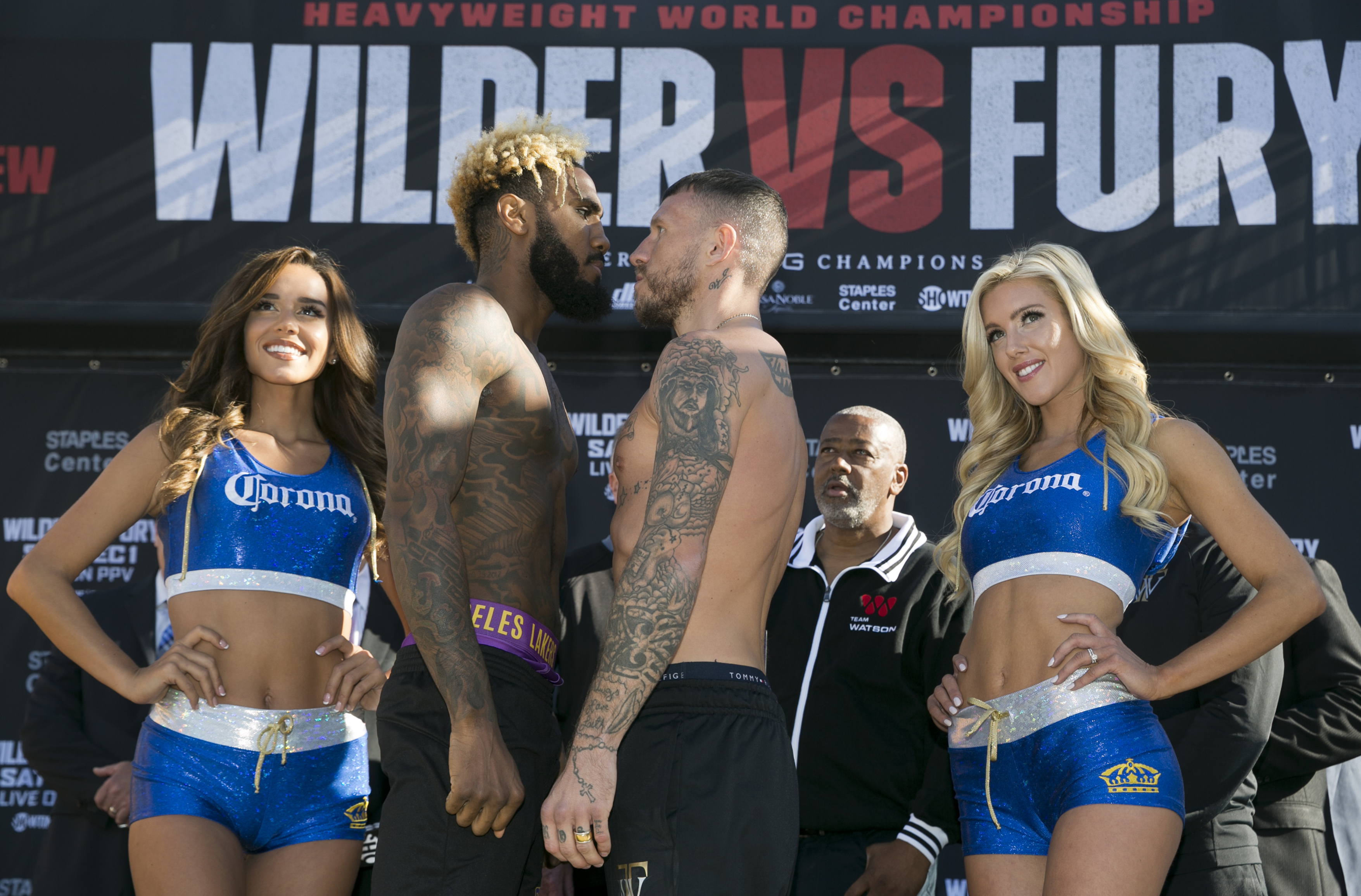 There's a big difference in what Hurd and Welborn will earn. Image: PA Images