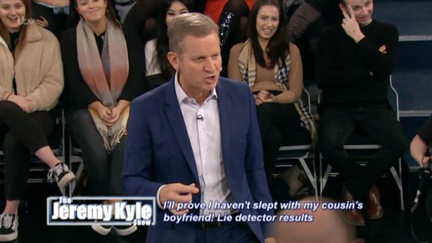 Jeremy Kyle Threatens To Sue After Guest Accuses Him Of Cheating