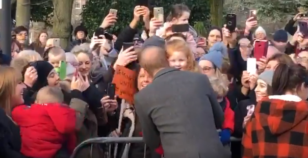 No One Is More Elated About Meghan Markle Than This Kid