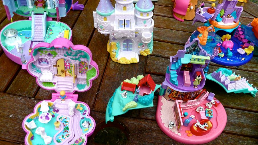You Could Be Sitting On Thousands Of Pounds If You Own Any Of These Polly Pockets