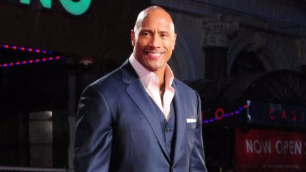 Dwayne Johnson Responds To Being Given Star On Hollywood Walk Of Fame