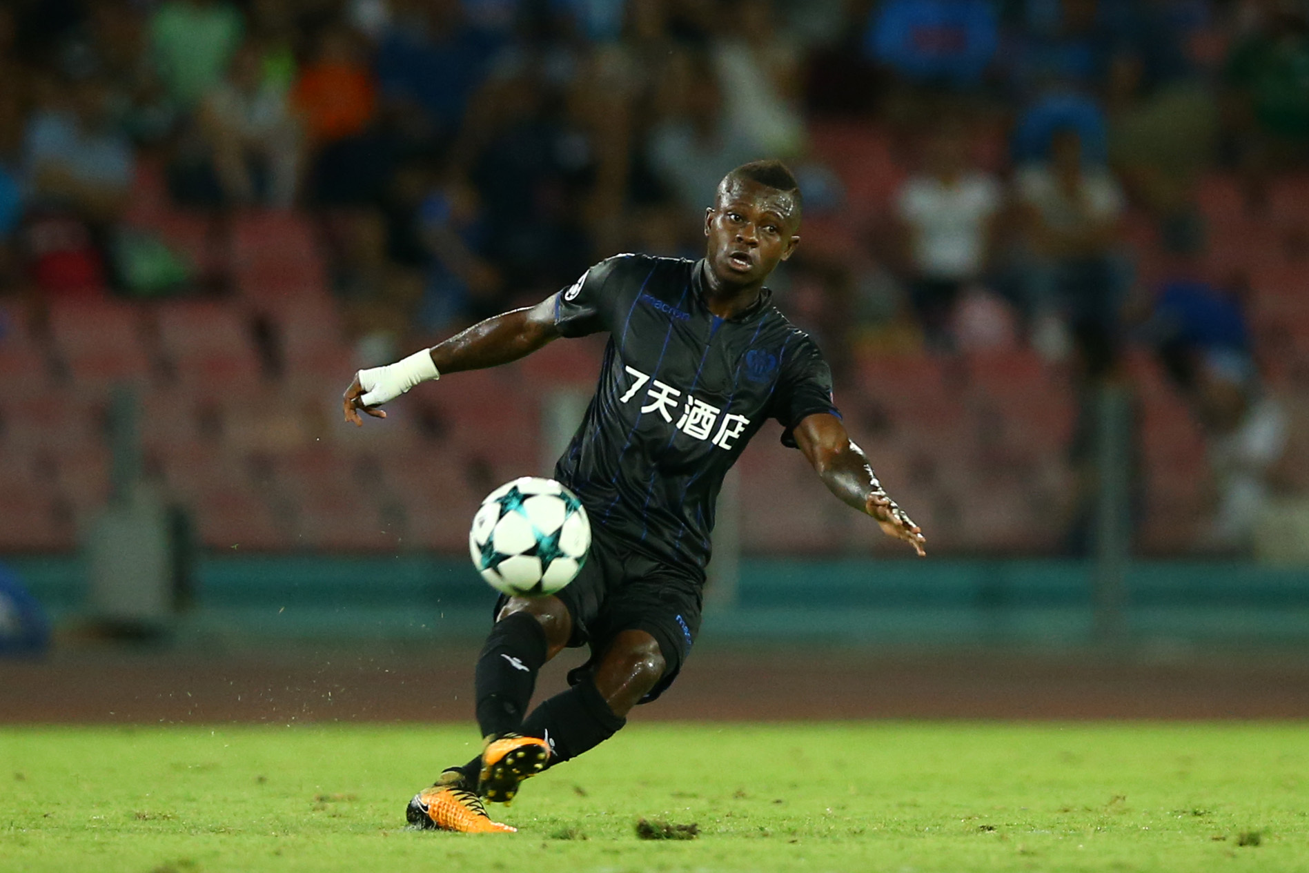 Seri is a ridiculously good signing. Image: PA Images