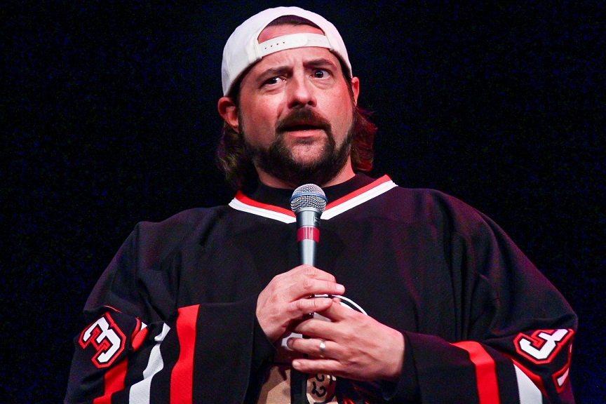Kevin Smith performing in 2017. Credit: PA
