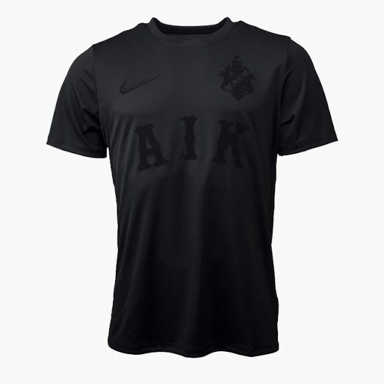2393d68f3 The world s finest football kit  AIK fans certainly seem to think so.  Images  Nike AIK