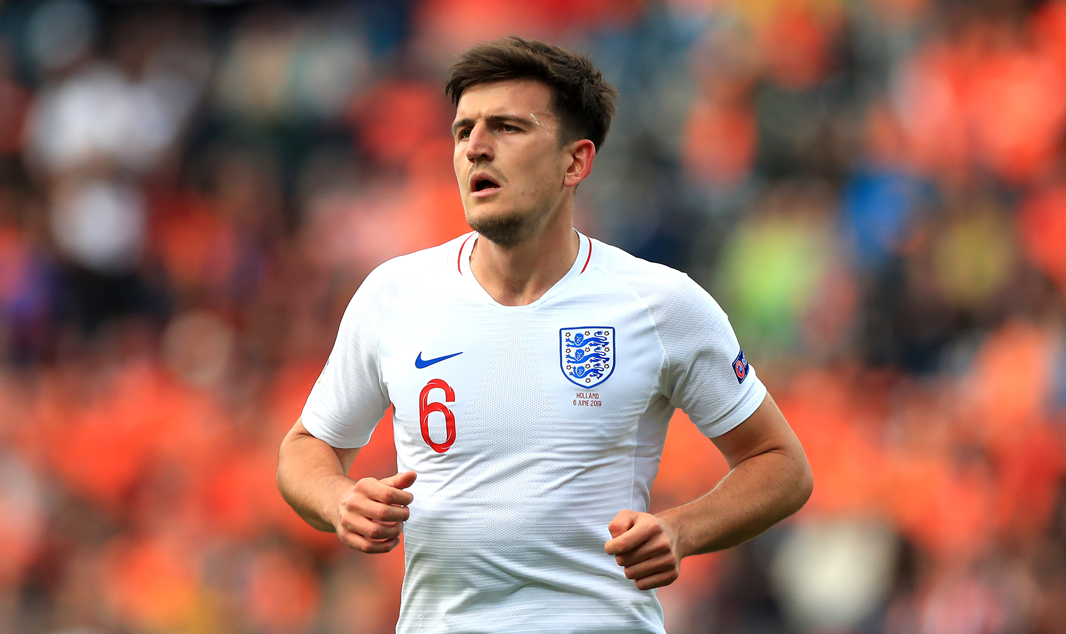 Manchester United's £70m Harry Maguire bid rejected by Leicester